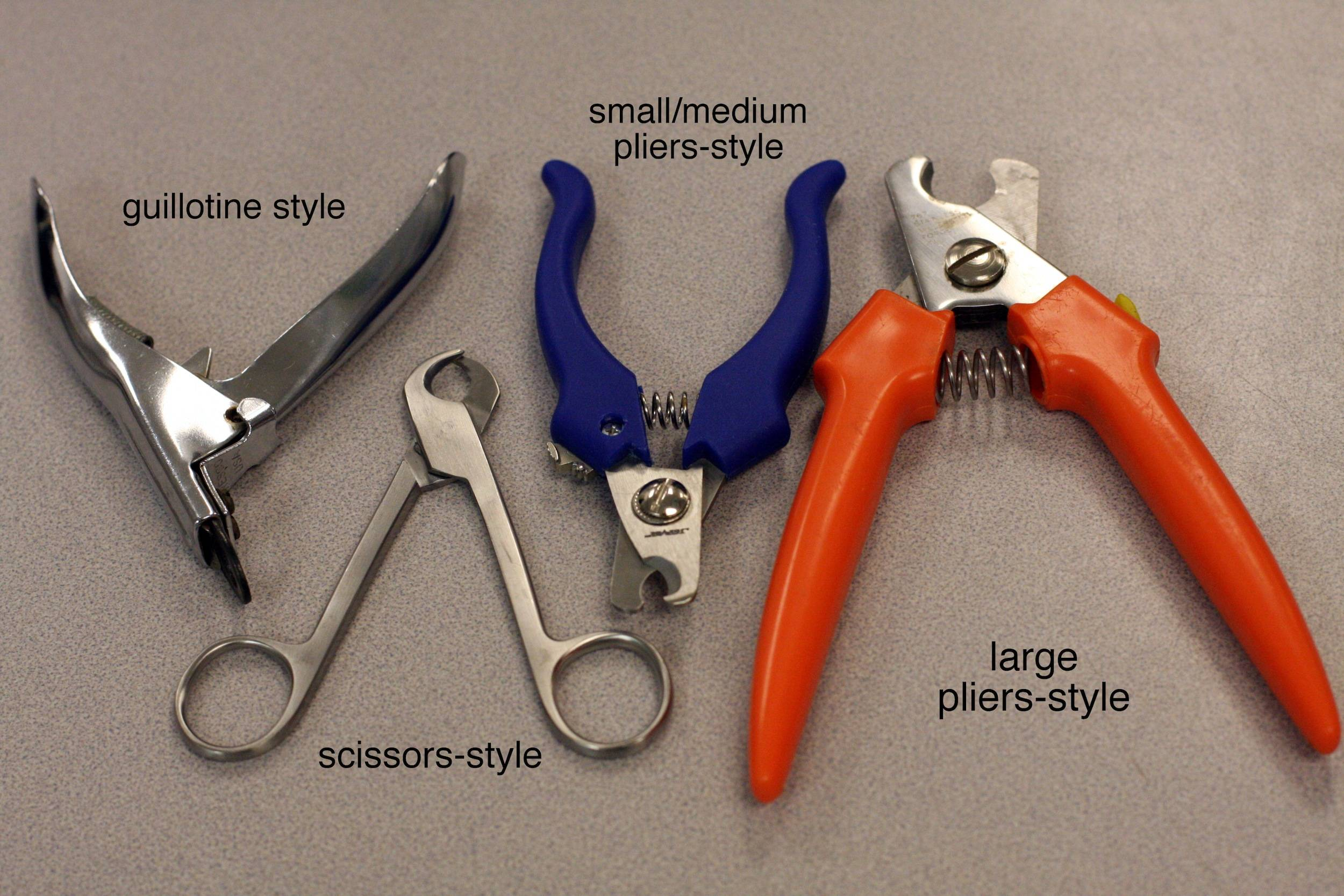 Nail-trimmers